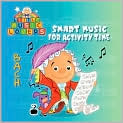 CD Cover Image. Title: Little Music Lovers: Bach - Smart Music for Activity Time