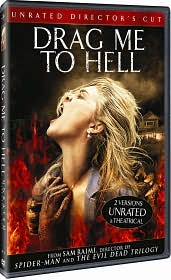 Drag Me to Hell with Alison Lohman: DVD Cover