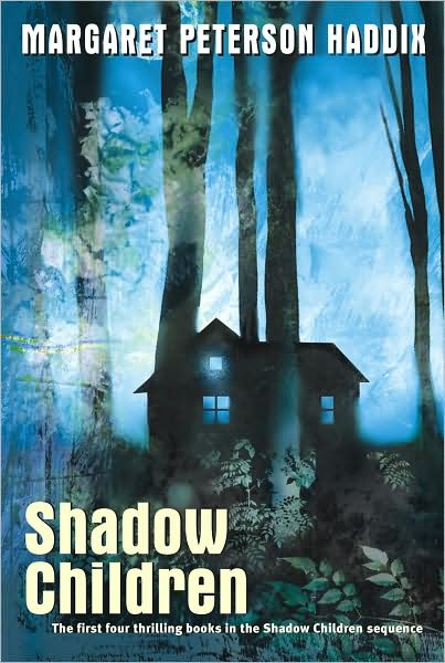Shadow Children (Boxed Set): Among the Hidden: Among the Impostors: Among the Betrayed: Among the Barons book cover