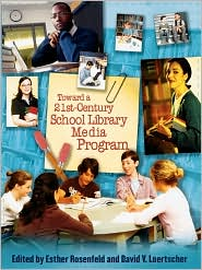 Toward a 21st-Century School Library Media Program, image used with permission from barnesandnoble.com.