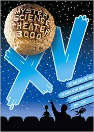 Mystery Science Theater 3000 - XV: DVD Cover