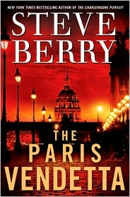 The Paris Vendetta (Cotton Malone Series #5) by Steve Berry: Book Cover