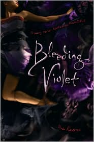 Bleeding Violet by Dia Reeves: Book Cover