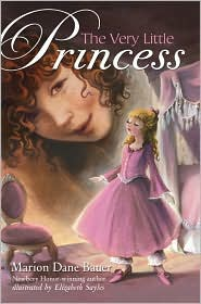 The Very Little Princess by Marion Dane Bauer: Book Cover