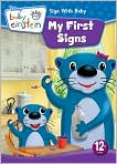 Video/DVD. Title: Baby Einstein: My First Signs