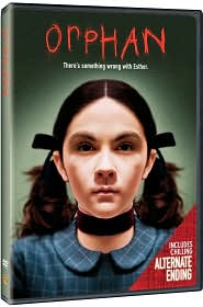 Orphan with Peter Sarsgaard: DVD Cover
