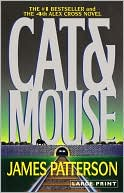 Cat and Mouse by James Patterson: Book Cover