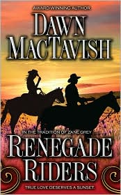 RENEGADE RIDERS Cover