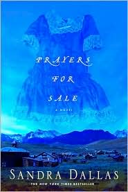 Prayers for Sale by Sandra Dallas: Book Cover
