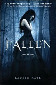 Fallen by Lauren Kate: Book Cover