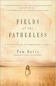 Fields of the Fatherless by Tom Davis: Book Cover