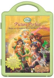 Disney Fairies Picture Perfect Fairy Activity Sets