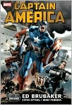 Book Cover Image. Title: Captain America by Ed Brubaker Omnibus, Volume 1, Author: by Steve  Epting