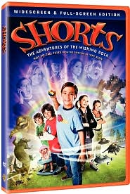 Shorts with Jimmy Bennett: DVD Cover