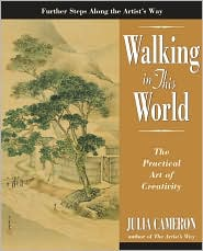 Walking in This World by Julia Cameron: Book Cover