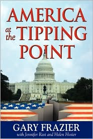 America At The Tipping Point by Gary Frazier: Book Cover