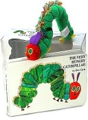 The Very Hungry Caterpillar Board Book and Plush: Product Image
