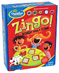Product Image. Title: Zingo! Bingo Game