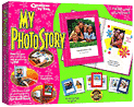 Product Image. Title: My PhotoStory: Publish your own keepsake photo book!