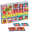 Product Image. Title: I Never Forget a Face Memory and Matching Game