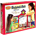 Product Image. Title: Pretend and Play School Set
