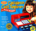 Product Image. Title: Pretend & Play Calculator Cash Register