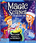 Product Image. Title: Magic Science for Wizards Only
