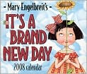 Book Cover Image. Title: 2008 Mary Engelbreit It's a Brand New Day Box Calendar, Author: by Mary  Engelbreit