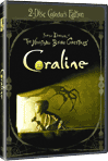 Video/DVD. Title: Coraline