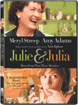 Video/DVD. Title: Julie & Julia