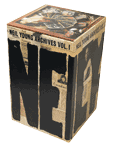 Video/DVD. Title: Neil Young Archives Vol. 1