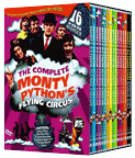 Video/DVD. Title: The 16-Ton Monty Python Megaset�