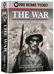 Video/DVD. Title: The War - A Ken Burns Film
