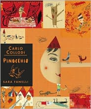 Pinocchio by Carlo Collodi: Book Cover