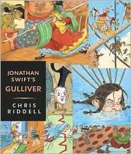 Jonathan Swift's Gulliver by Jonathan Swift: Book Cover