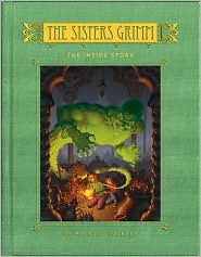 The Inside Story (Sisters Grimm Series #8) by Michael Buckley: Book Cover
