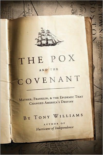 Author Tony Williams discusses 18th century smallpox epidemic