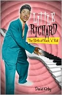 Little Richard by David Kirby: Book Cover