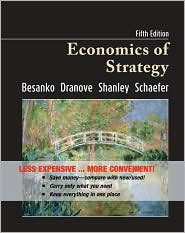  Economics of Strategy (Looseleaf) 