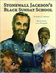 Stonewall Jackson's Black Sunday School by Rickey Pittman: Book Cover