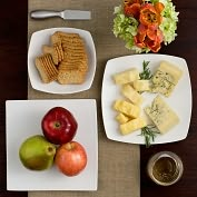 Product Image. Title: Fruit and Cheese Pairing Basket