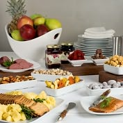 Product Image. Title: Bountiful Feast Basket