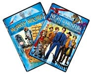Night at the Museum - Battle of the Smithsonian / Monkey Mischief with Ben Stiller: DVD Cover