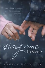 Sing Me to Sleep by Angela Morrison: Book Cover