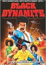 Black Dynamite with Michael Jai White: DVD Cover