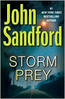 Storm Prey (Lucas Davenport Series #20) by John Sandford: Book Cover