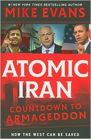 Atomic Iran by Mike    Evans: Book Cover