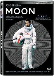 Moon with Sam Rockwell: DVD Cover