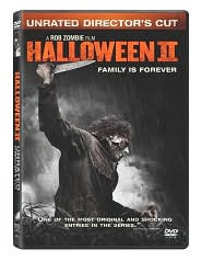 Halloween II with Tyler Mane: DVD Cover