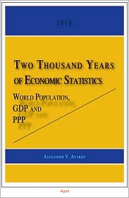 Two Thousand Years of Economic Statisti...